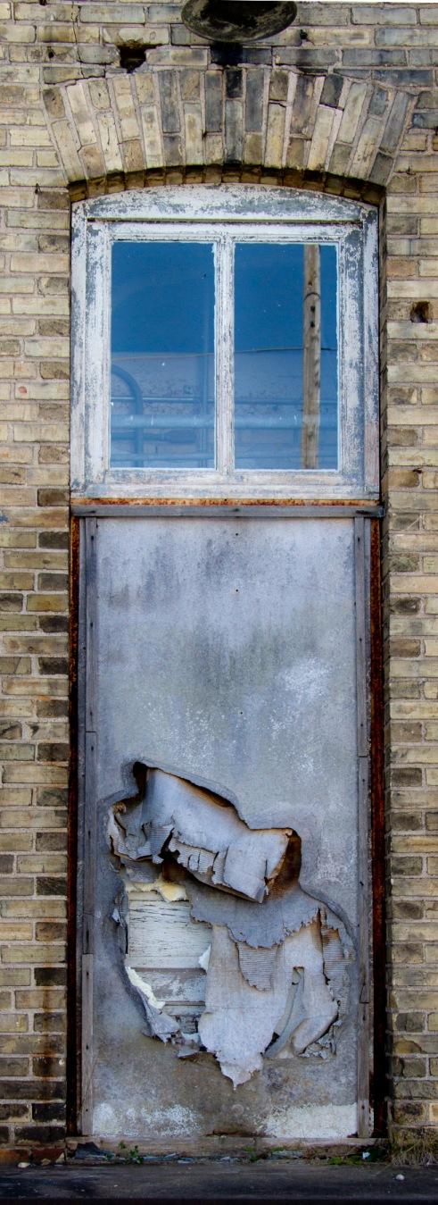 brewery door