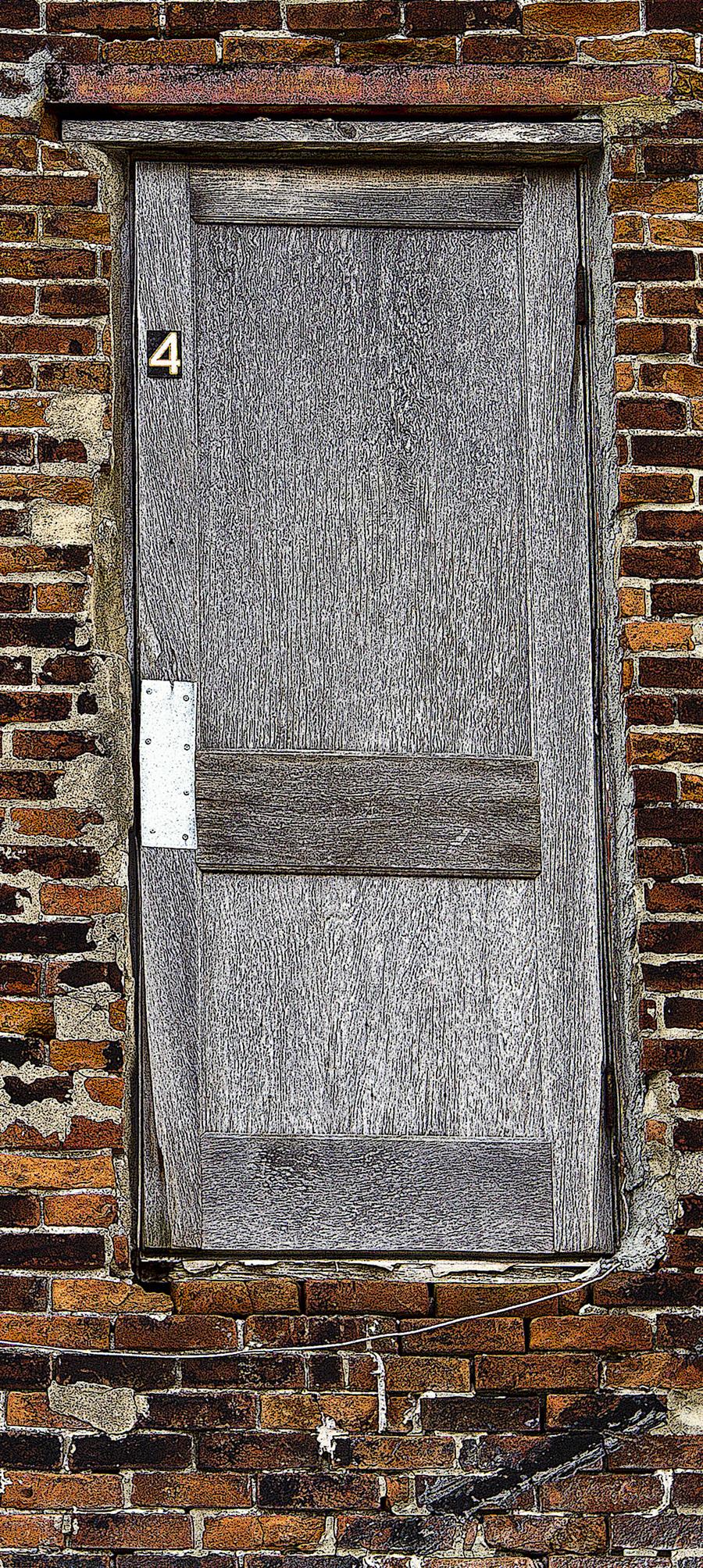 SECOND FLOOR FLOATING DOOR #4 » Floating Door